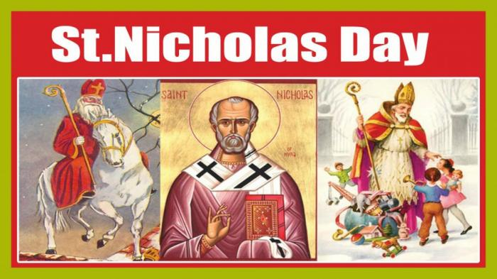 Saint Nicholas is more than just a jolly man who brings gifts to children.