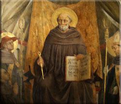 Image of St. John Gaulbert, Abbot