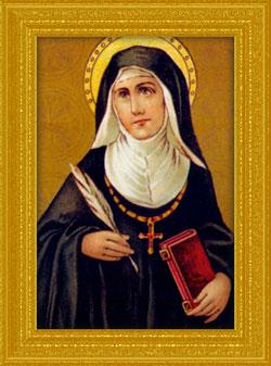 Image of St. Mechtildis