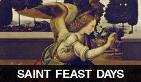 Saint Feast Days