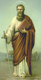 Image of St. Paul