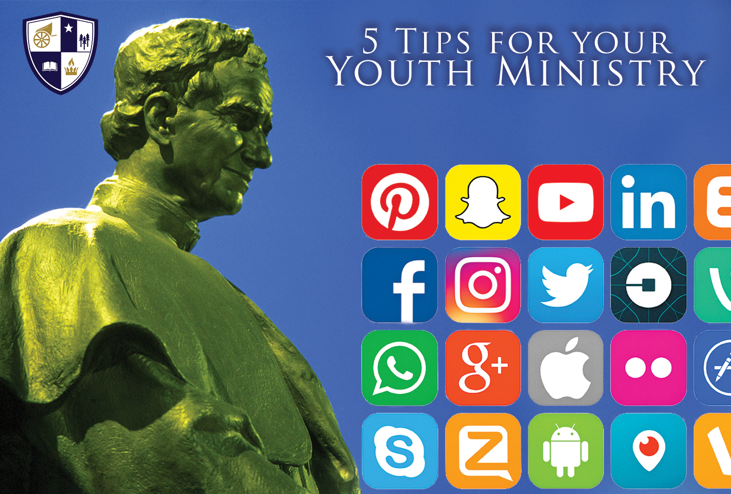 Five Tips from Fr. Braun for Youth Ministry