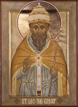 Image result for pope leo the great