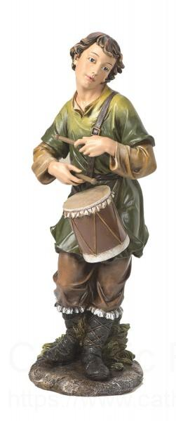 Drummer Boy Statue 235 H For 27 Scale Nativity Set