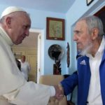 Fidel Castro, communist leader who met three Popes, dies at 90