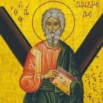 Saint of the day: St. Andrew the Apostle