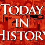 Today in History of Catholic church