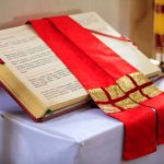 Reading for Saturday of the 34th Week in Ordinary Time Year A. Feast: Saint Andrew, Apostle. Liturgical Colour: red