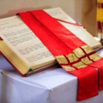 Reading for Friday of the Fourth Week of Easter Year B. Liturgical Colour: white