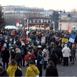 50,000 Pro-Life People Flood the Streets of Paris to March Against Abortion