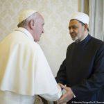 Pope will be 'totally safe' in Egypt, Al Azhar representative promises