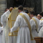 Cardinal Pell to ordain 10 transitional deacons for the ordinariate