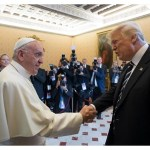 Trump defends Pope Francis's handling of the abuse crisis