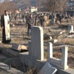 Christian graves desecrated in Kosovo city