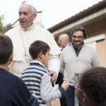 Pope to attend prayer meeting, visit children's home in Colombia