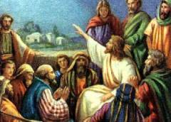YEAR A: HOMILY FOR THE 3RD SUNDAY IN ORDINARY TIME (1)