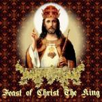 HOMILY FOR THE THIRTY-FOURTH SUNDAY IN ORDINARY TIME YEAR A. SOLEMNITY OF CHRIST THE KING (6)