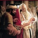 HOMILY FOR FRIDAY OF THE FOURTH WEEK IN ORDINARY TIME YEAR B. FEAST OF THE PRESENTATION OF THE LORD (1)