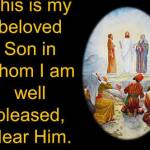 HOMILY FOR THE SECOND SUNDAY OF LENT YEAR B (10)