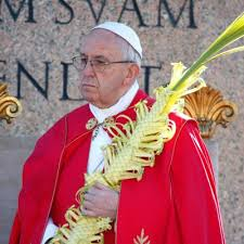 HOMILY FOR PALM SUNDAY OF THE PASSION OF THE LORD (2