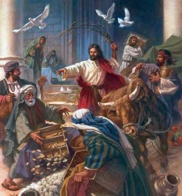 HOMILY/REFLECTION FOR THE THIRD SUNDAY OF LENT YEAR B (2