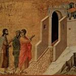 JESUS ON THE EMMAUS JOURNEY: THE GRACE OF THE HOLY MASS.