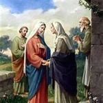 YEAR B: HOMILY FOR THE FEAST OF THE VISITATION OF THE BLESSED VIRGIN MARY (1)