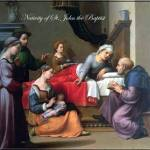 YEAR B: HOMILY FOR THE TWELFTH SUNDAY IN ORDINARY TIME. SOLEMNITY OF THE NATIVITY OF SAINT JOHN THE BAPTIST (1)