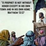 YEAR B: HOMILY FOR THE 14TH SUNDAY IN ORDINARY TIME (7)