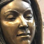 Mexico: Statue of Virgin Mary 'weeping olive oil'