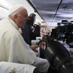 Pope Francis: I found so much faith in Ireland!