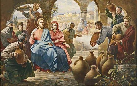 YEAR C: HOMILY FOR THE 2ND SUNDAY IN ORDINARY TIME (6
