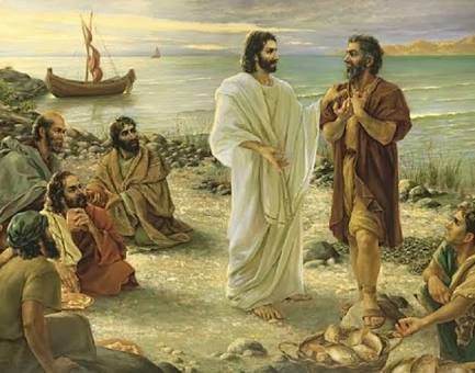 YEAR C: HOMILY FOR THE 3RD SUNDAY OF EASTER (1) - Catholic