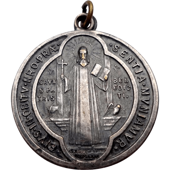 Spiritual Weapons: The St  Benedict Medal | The Catholic Gentleman