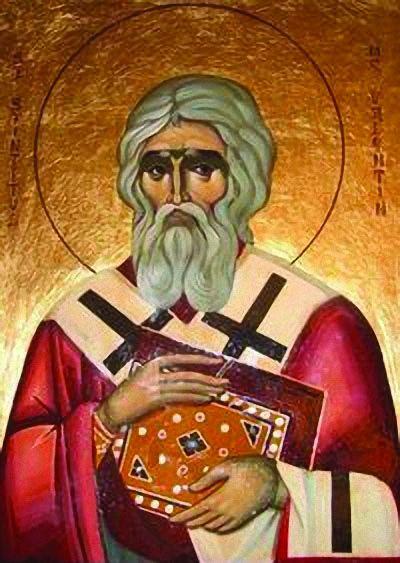 Gentleman Saint Saint Valentine The Catholic Gentleman