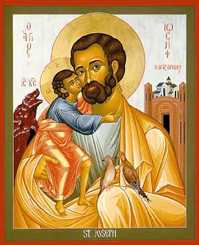 Virtues of saint joseph