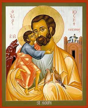 Virtues of saint joseph