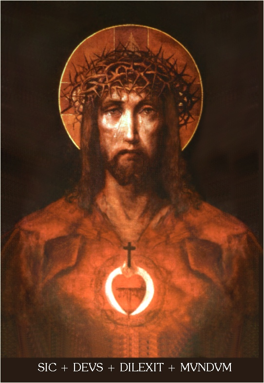 What does the sacred heart of jesus mean