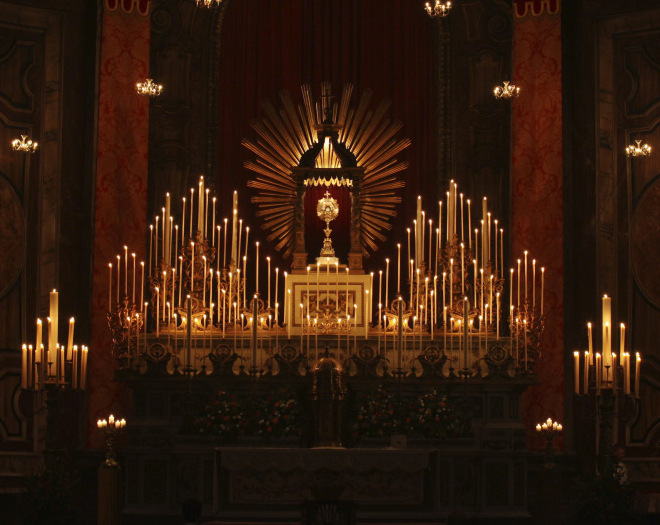 Image result for blessed sacrament