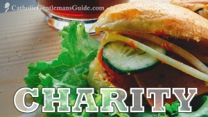 Charity, the Miracle Whip of a Virtue Sandwich