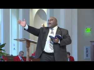 Man Talk: Deacon Harold