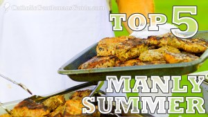 Top 5 Masculine Things to Do This Summer!
