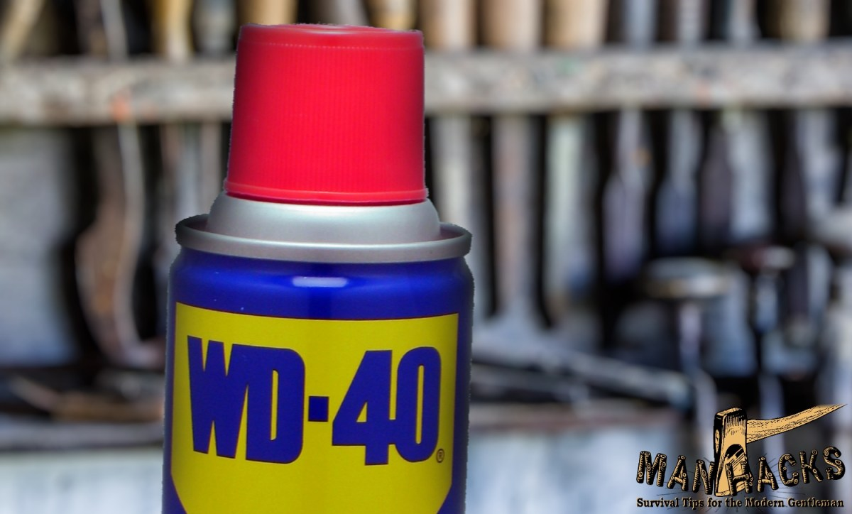 Manhacks: Top Uses for WD40