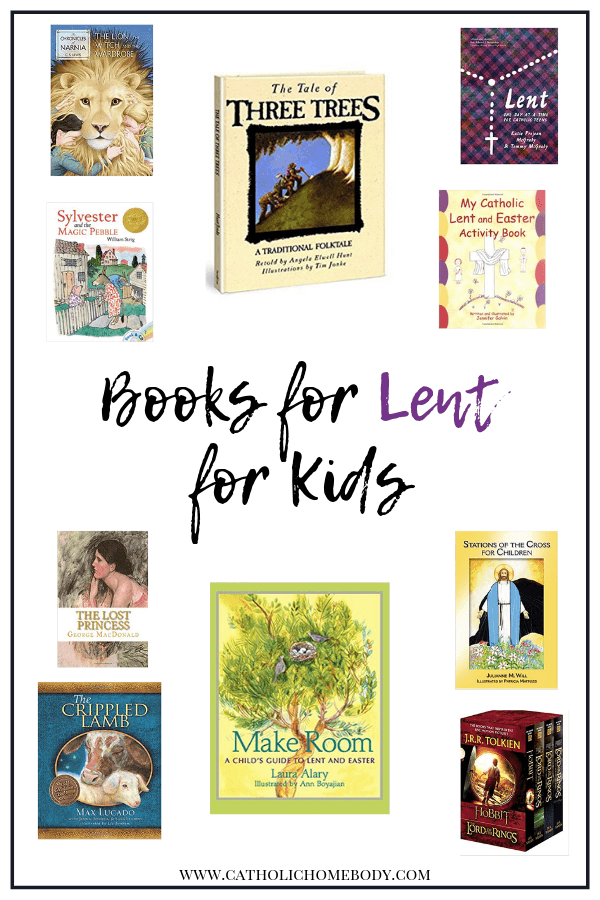 book for lent