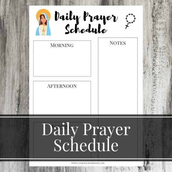 prayerschedule