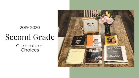 2nd Grade Curriculum for 2019-2020 | Catholic Homebody