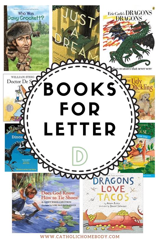 Along the Alphabet Path Letter D