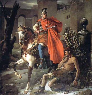 Image result for st. Martin of tours
