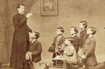 Saint John Bosco's helpful advice for the weary parent or frustrated teacher