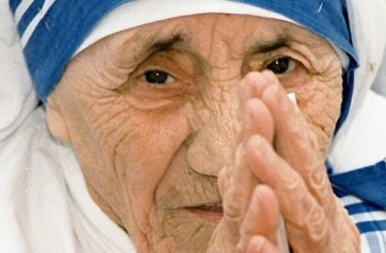 Mother Teresa's prayer for families (to pray every day)